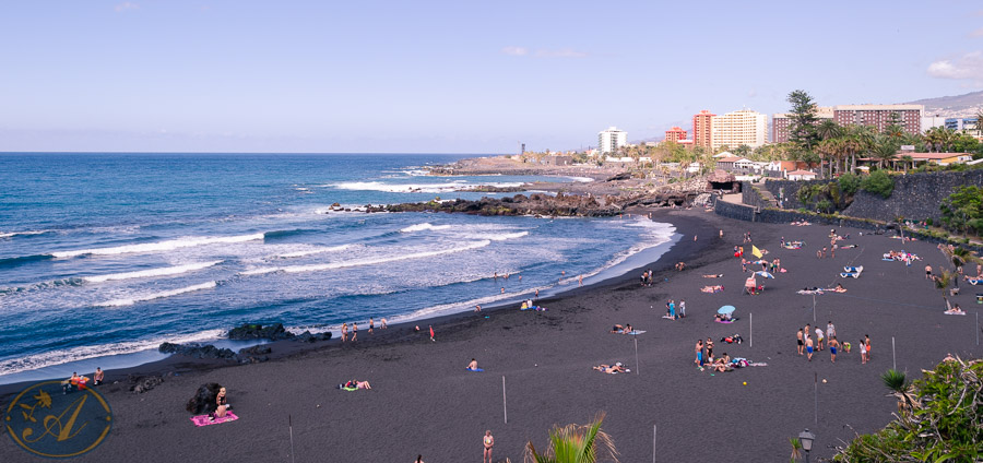 Live webcams in North Tenerife